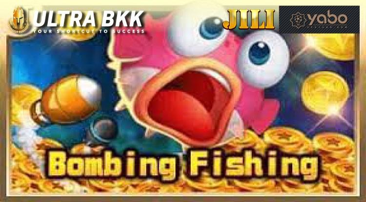 Bombing Fishing เกมยิงปลาฮอตฮิต ค่าย JILI