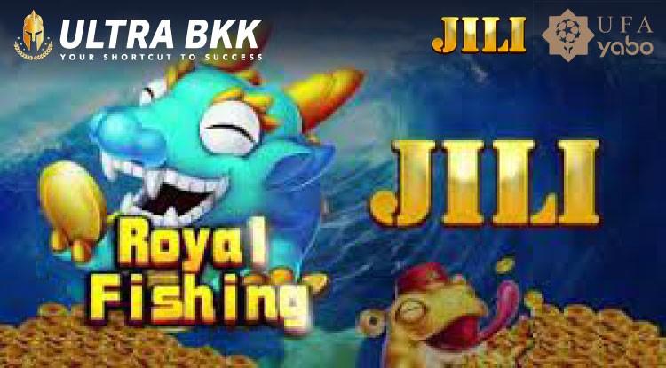 Royal Fishing เกมยิงปลาฮอตฮิต ค่าย JILI